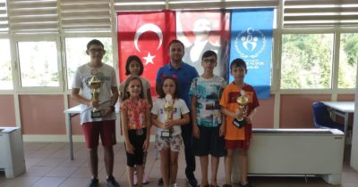 Belediyespor'dan 3 Kupa 5 Madalya