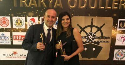 Troya belgeseli ilk ödülünü aldı