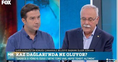 Ülgür Gökhan Çalar Saat'e konuk oldu (VİDEO)