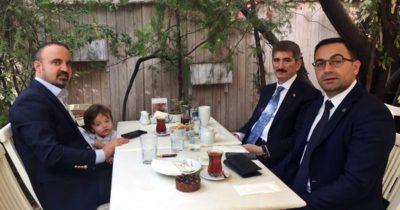 Ankara'da Çanakkaleliler buluşması