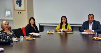 Kadın Girişimciler ÇTSO'da