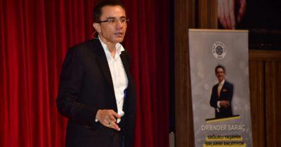 Dr. Ender Saraç, sağlıklı yaşamın sırlarını anlattı