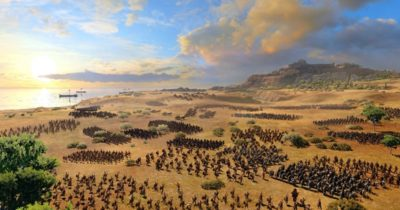 Total War'dan Troy efsanesi