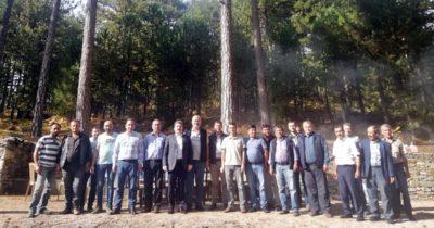 Kazdağı'nın içme suyu projesi Ayvacık'ta Hayata Geçiyor