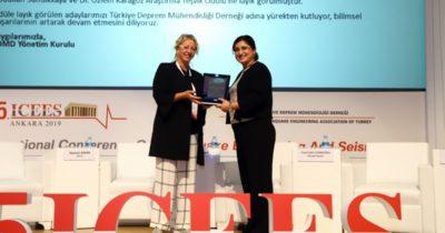 2019 Yılı Araştırma Teşvik Ödülü ÇOMÜ'nün