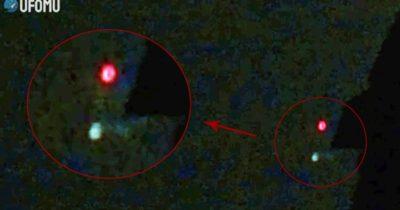 İntepe'de UFO görüldü!