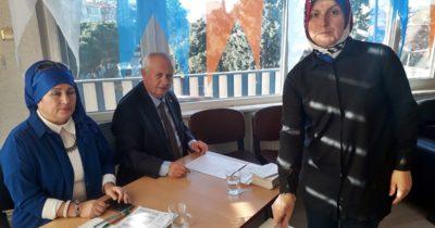 AK Parti'de seçim heyecanı başladı