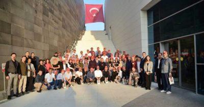Kosovalı akademisyenler hayran kaldı