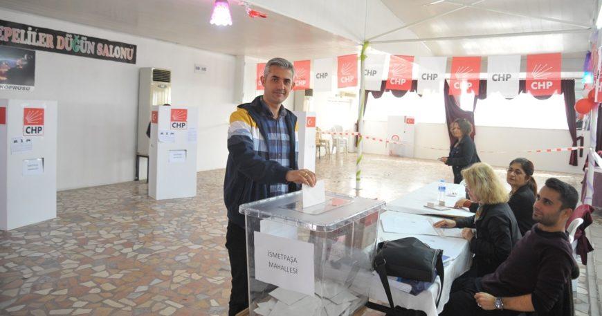 CHP delege seçimleri devam ediyor