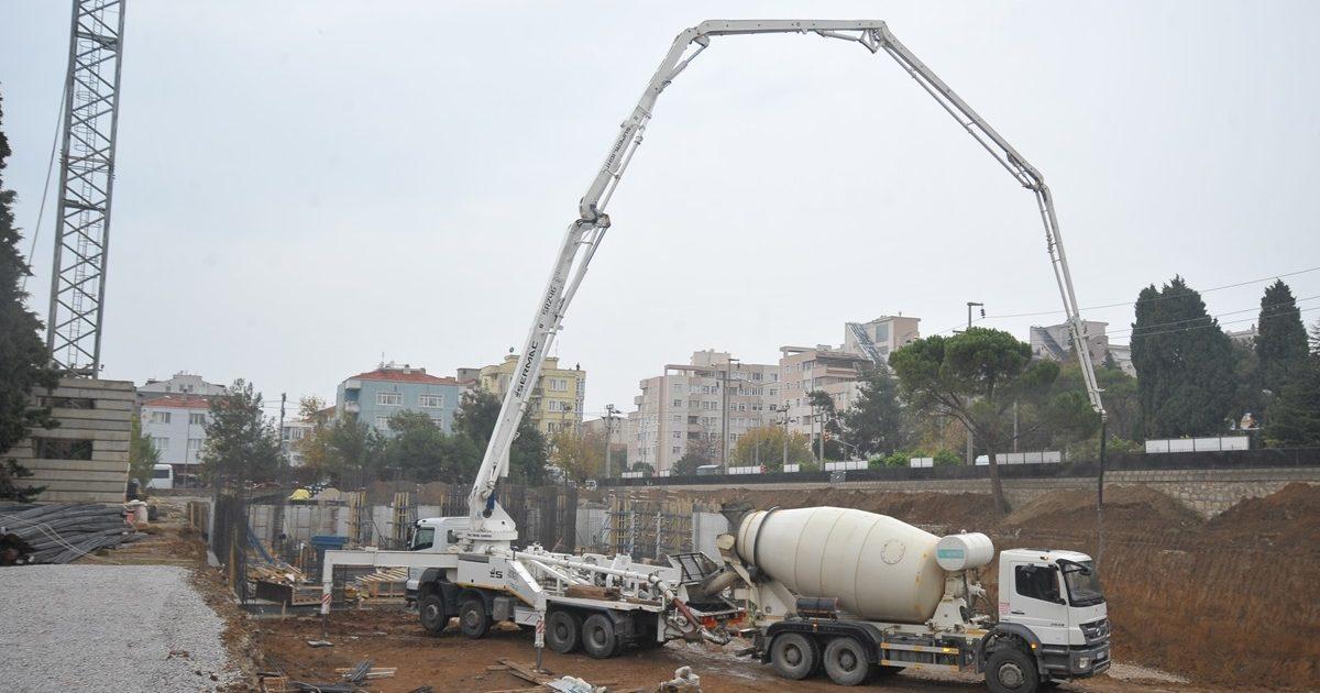Yeni Emniyet binasının temeli atıldı
