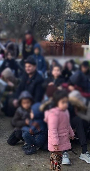 Yüzlerce düzensiz göçmen yakalandı