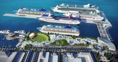 Kruvaziyer Limanı gerçek mi oluyor ?