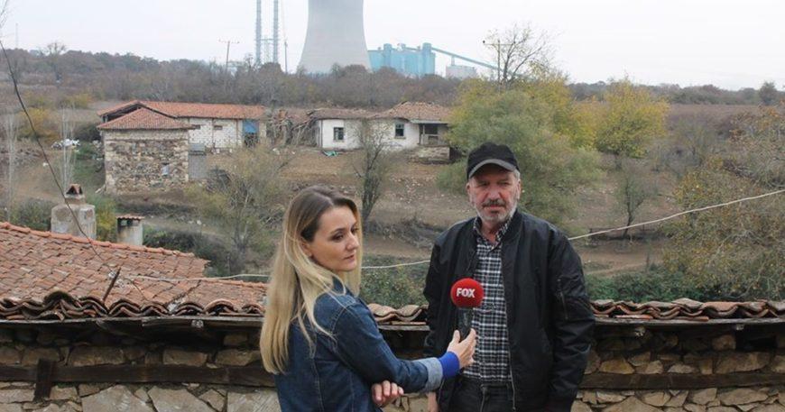 Kömür santrali yasasına Çan'dan tepkiler