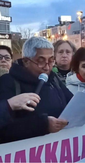 Kadınlar 'Ceren' için sokağa çıktı