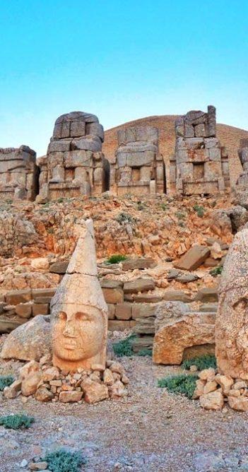Ufolog Yalman, Nemrut'u işaret etti