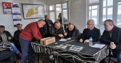 Sazak Köyü pilot bölge seçildi