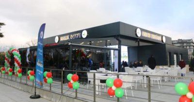 Halk Kafe açıldı