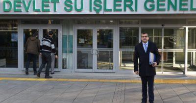 Öz, Çan için Ankara'da