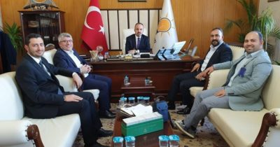 Turan'a Çanakkale'den misafirler