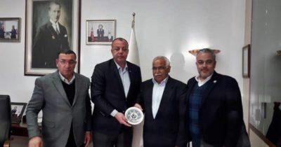 Yozgatlılardan ÇTSO'ya ziyaret