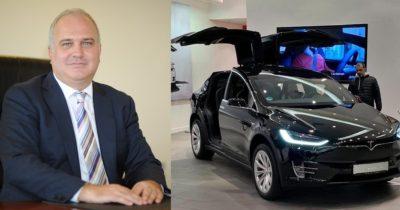 Porsche'sini satıp Tesla mı alacak?