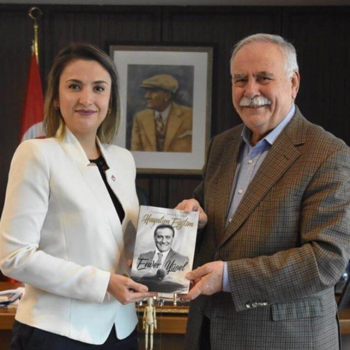Doğan'dan Başkan Gökhan'a Ziyaret