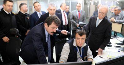 112 hizmetleri koordinasyon toplantısı yapıldı