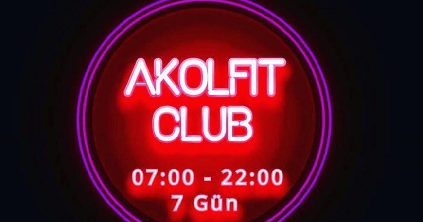 Akolfit Club pek yakında!