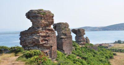 """""""Priapos antik kenti yok olmamalı"""""""