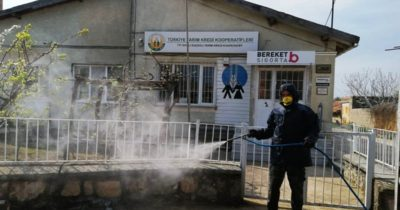 75 köy temizlendi