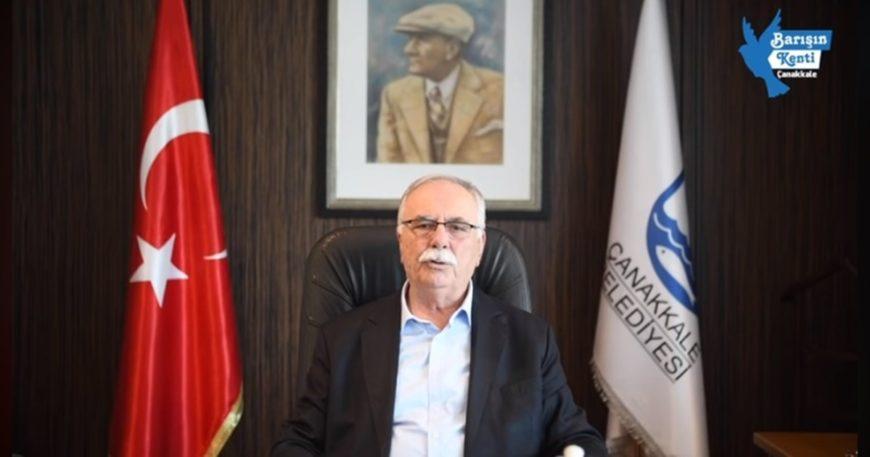Başkan Gökhan'dan çocuklara çağrı (VİDEO)