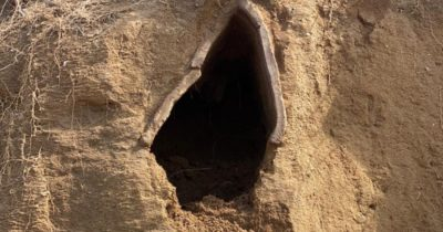 Tarihi mezar bulundu iddiası