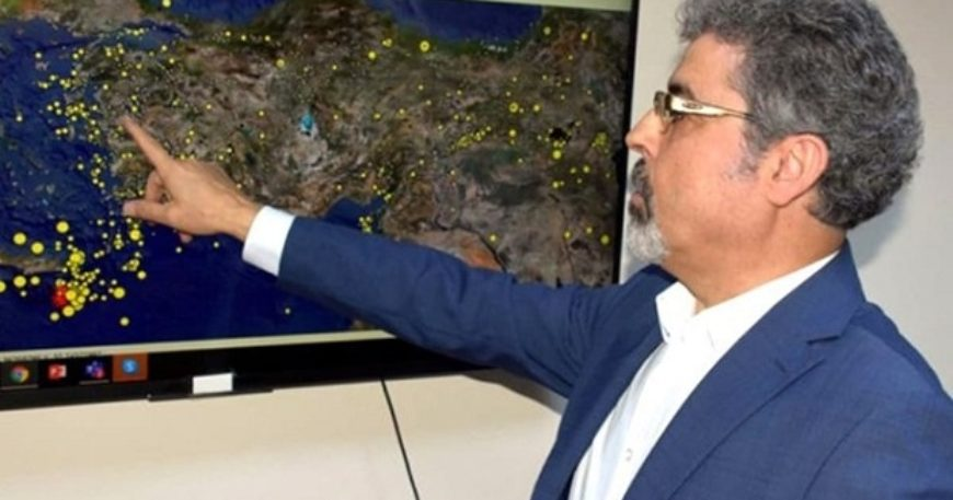 Çanakkale için tsunami uyarısı