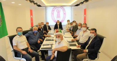 Ziraat Odaları başkanları toplandı
