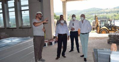 Çan Devlet Hastanesi incelendi