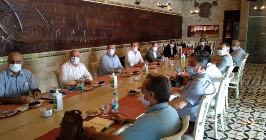 CHP'li başkanlar toplandı