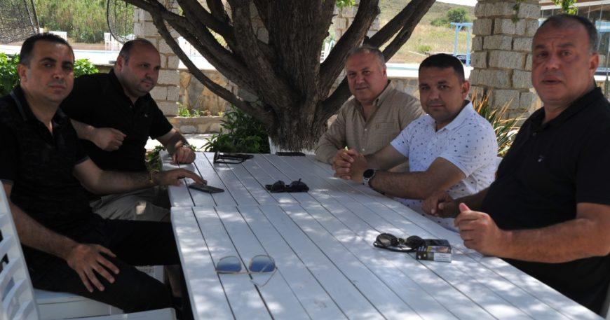 """""""Bozcaada'da turizmin 12 aya yayılması hayal değil"""""""