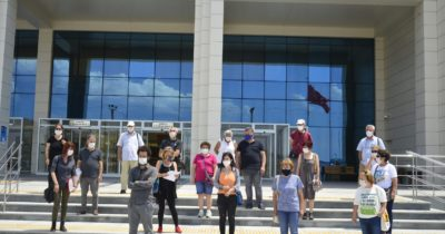 Kazdağları savunucuları gözaltıları şikayet etti