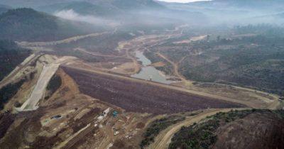 'Suyun tamamına yakını madene aktarılıyor'