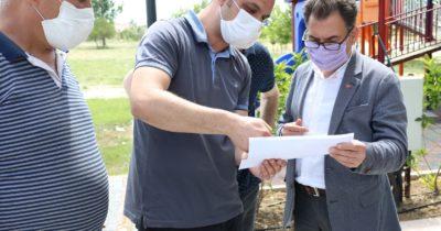 Kepez Belediyesine  'kaçak yapı' suçlaması
