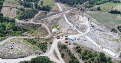 Kovancı ve Yukarıinova Barajları  Çanakkale tarımını geliştirecek