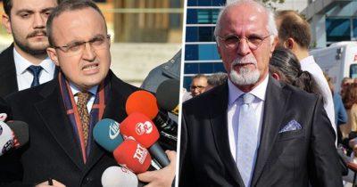 Turan ve Durakoğlu Twitter'da tartıştı