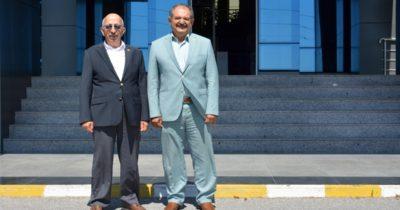 Arslan'dan Murat'a ziyaret