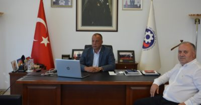 ÇTSO bölge toplantısına katıldı