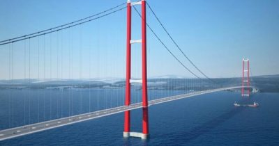 Boğaz Köprüsü'nün kablo işleri ihaleye çıkıyor