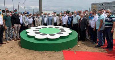 Srebrenitsa anıtı açılışı yapıldı