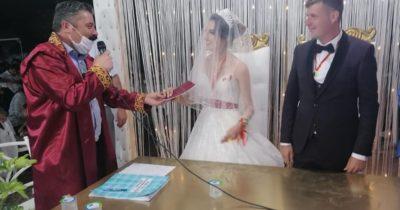 CHP'li başkanlar nikahta buluştu