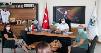 CHP'li kadınlardan Arslan'a ziyaret