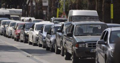 Çanakkale'de 236 bin 963 araç var