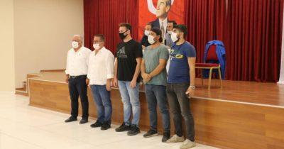 Bayramiç Belediyespor yönetimi belirlendi